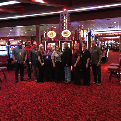 A great experience with an awesome staff at Native Lights Casino.